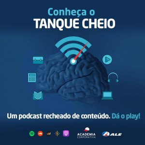 Podcast ALE Tanque Cheio