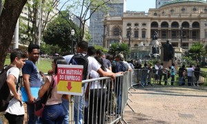 O sindicato dos comerciários de São Paulo promove,  mutirão do emprego em São Paulo, ofertando 5.726 vagas.